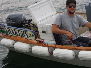 ALDO's Bakery Boat