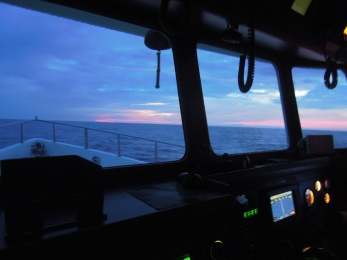 Dawn Off Cape Fear, NC